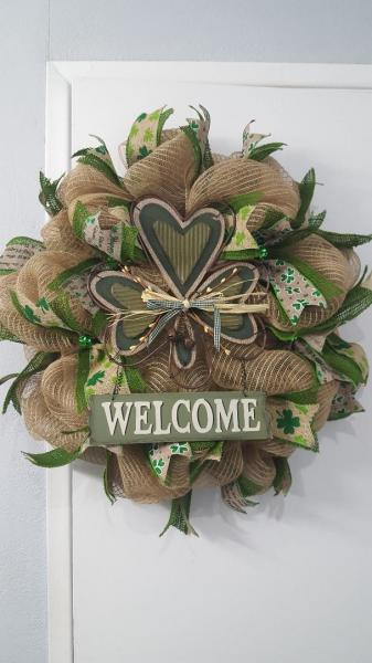 Clover Welcome